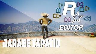 "GTA 5 PC-""Jarabe Tapatio"" feat. Mani The Mexican [Rockstar Editor]"