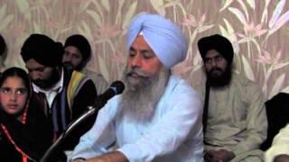 Mil Mere Preetma Jio sung by Professor Paramjeet Singh