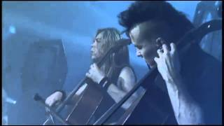 Apocalyptica    --  Nothing  Else Matters  [[  Official  Live  Video  ]]  HD  At   Burns Tour