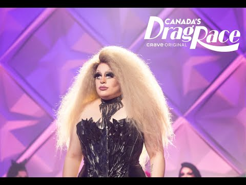 Canada's Drag Race: Beth on keeping her confidence opposite fellow Vancouver Queen Gia Metric