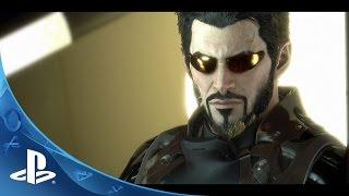 Deus Ex: Mankind Divided - E3 2015 Trailer | PS4