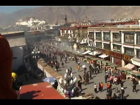 Dege – Lhasa – Kathmandu