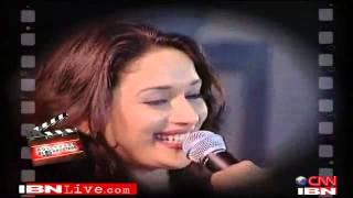 Shabana Azmi on Madhuri Dixit