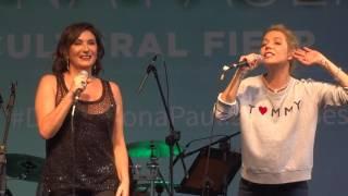 Zizi Possi & Luiza Possi - Lindo lago do Amor - Centro Cultural Fiesp