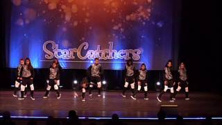J BOOGIE - Amazing Kids Hip Hop Dance Crew - 2016