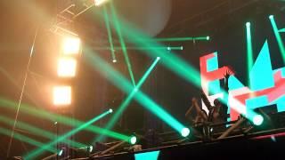 Make It Feel Like Home -Nervo @ Balaton Sound 2013 Live