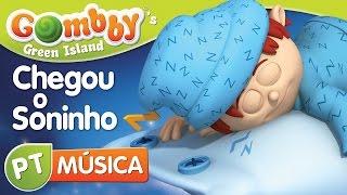 Música - Chegou o Soninho - Canta e Dança com o Gombby em Português - Gombby´s Green Island