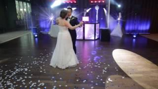 Ania&Albert Pierwszy taniec Christina Perri A thousand years