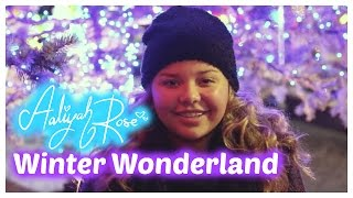 Winter Wonderland - Cover by 13 year old Aaliyah Rose
