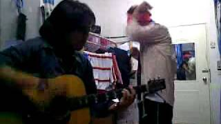 Careless Whisper (Acoustic) by: boys in the street