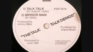 Talk Talk - Mirror Man (Demo)