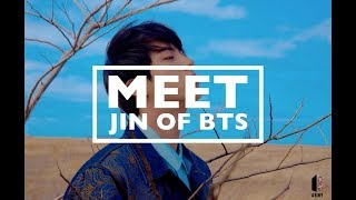 INTRODUCING: JIN OF BTS