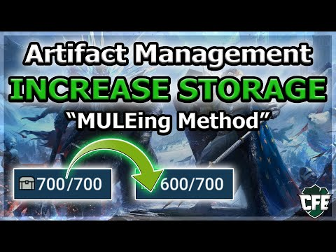 RAID Shadow Legends | Increase Your Storage | MULEing System
