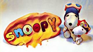 Snoopy Dog - Play Doh Adventure