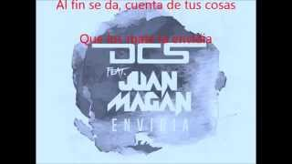 Envidia Juan Magan ft DCS Letra