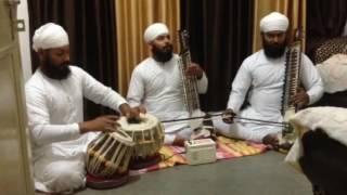 Satgur Ayo Saran Tuhaari I Classical Creation I Raag Rageshvri