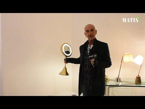 Video : Jonathan Amar à la galerie Venise Cadre