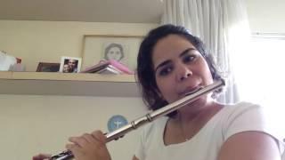Como és lindo - flauta transversa e doce
