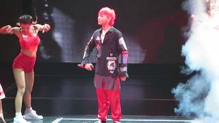 G-Dragon - BULLSHIT(개소리) (Amsterdam, The Netherlands, 26.09.2017)