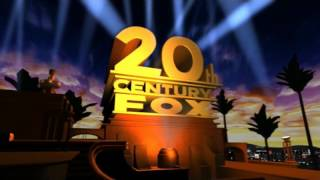 Custom 20th Century Fox logo mash-up I made