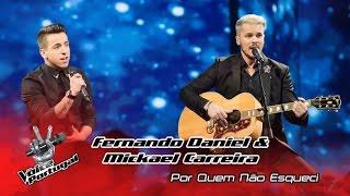Fernando Daniel e Mickael Carreira - Por quem não esqueci | Gala Final | The Voice Portugal
