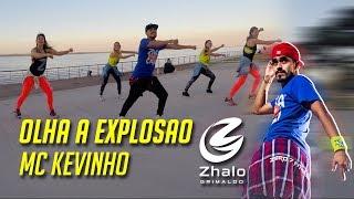 Olha a Explosao - MC Kevinho || Zhalo Grimaldo
