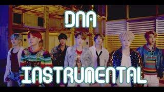 BTS (방탄소년단) 'DNA' (Instrumental - Karaoke - off vocal)