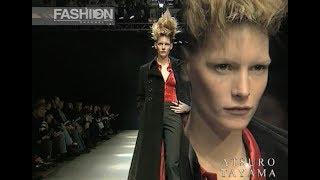 ATSURO TAYAMA Fall Winter 1996 1997 Paris - Fashion Channel