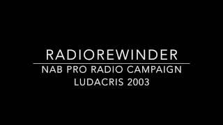 NAB Pro Radio Ludacris 2003 RadioRewinder