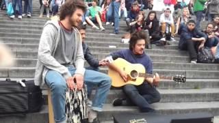 Milky Chance - Stolen Dance. A Montmartre