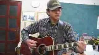 Tracy Byrd Watermelon Crawl (cover)