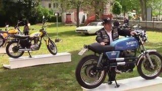 mostra moto epoca Portobuffolè