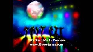 iShowTunes - 70's Disco Mix 1 - Preview
