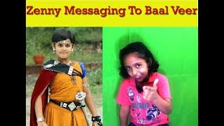 Zenny Inspired From Baal Veer | She Share Lunch Box With Her Best Friends | Must See | बालबीर