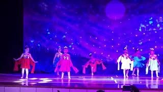 Domenica Rosero Mero cierre primer trimestre- ballet 👯♀️