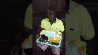 Dirty harry on his birthday