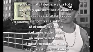 G Marvin Promo Amor De Lejos Video Oficial Muy Pronto)