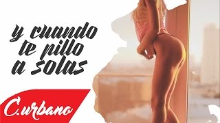 Wizief - Mia (Video Lyric) Letra Official l Reggaeton 2016