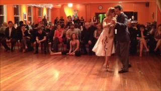 Bryant & Faye Lopez Tango Salon Demo 1 Neta Sick Kids Fundraiser