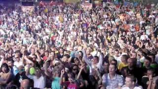 Francesco Diaz & Young Rebels - Into The Night (Live @ Sunrise Festival 2009 / Poland)