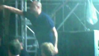 Juan Magan No Sigue Modas & Final Live Zaragoza 13.10.2011