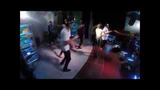 Los Cadillac's - Me Marchare ft. Wisin Cover Andrea Hernandez  En VIVO