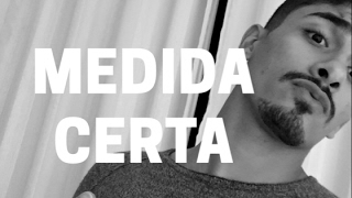 Medida Certa - Jorge e Mateus (Cover - Pedro Mendes)