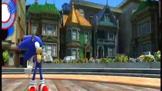 Sonic Generations - City Escape - (W/ Live and Learn)