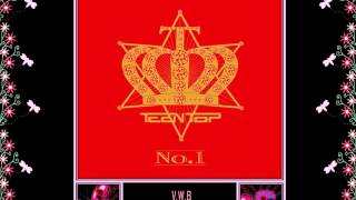 TEEN TOP- MISS RIGHT [AUDIO]