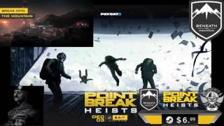 """Payday 2 - """"Locke and Load"""" (Point Break Heists)"""