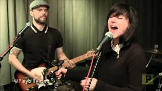 """Lena Hall Covers Jet's Raucous """"Are You Gonna Be My Girl"""""""