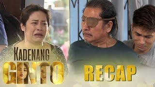 Kadenang Ginto Recap: Myrna tells the truth to her family