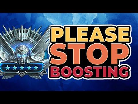 PLEASE STOP BOOSTING  Raid Shadow Legends Arena Reset