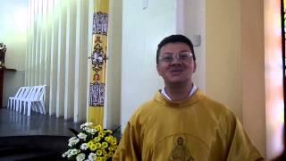 Homilia da Celebração da Luz e Ressurreição de JESUS por Pe. Zenilson Tibúrcio